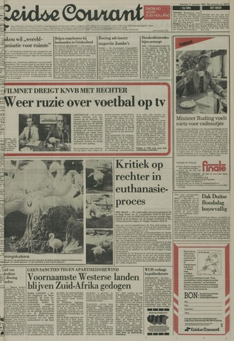 Leidse Courant 1985-08-17