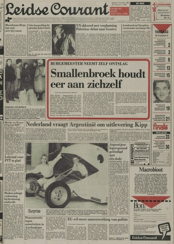 Leidse Courant 1988-12-03