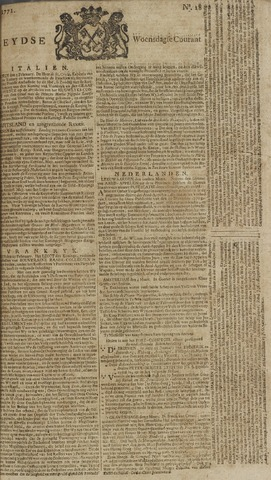 Leydse Courant 1771-03-06