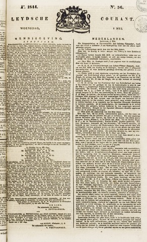 Leydse Courant 1844-05-08