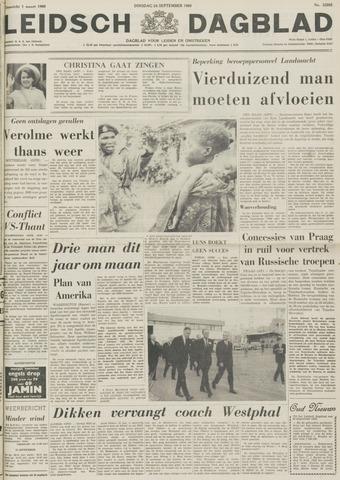 Leidsch Dagblad 1968-09-24