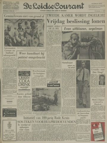 Leidse Courant 1966-05-18