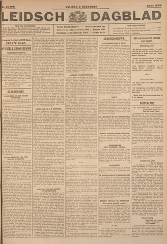 Leidsch Dagblad 1926-12-03
