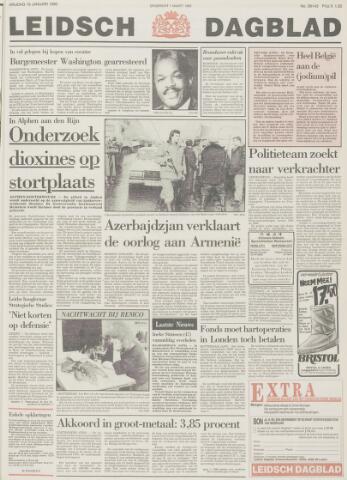 Leidsch Dagblad 1990-01-19