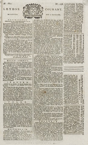 Leydse Courant 1817-11-17