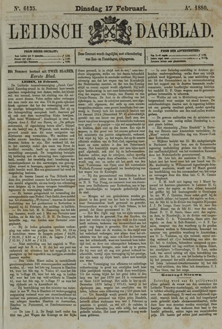 Leidsch Dagblad 1880-02-17