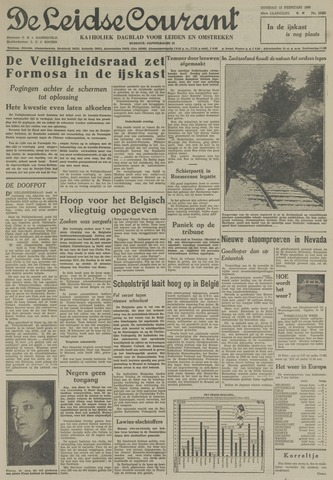 Leidse Courant 1955-02-15