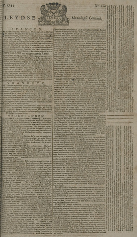 Leydse Courant 1745-09-27