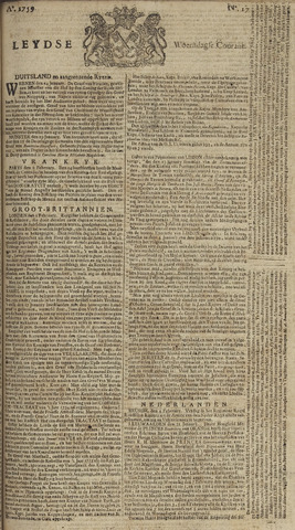 Leydse Courant 1759-02-07