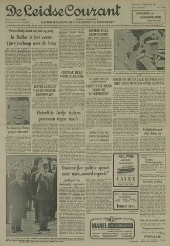 Leidse Courant 1964-02-21