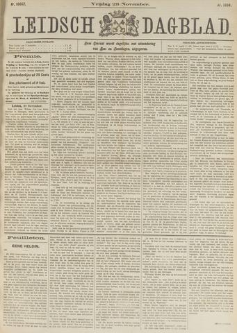 Leidsch Dagblad 1894-11-23