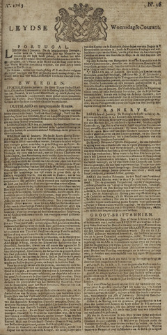 Leydse Courant 1765-02-06