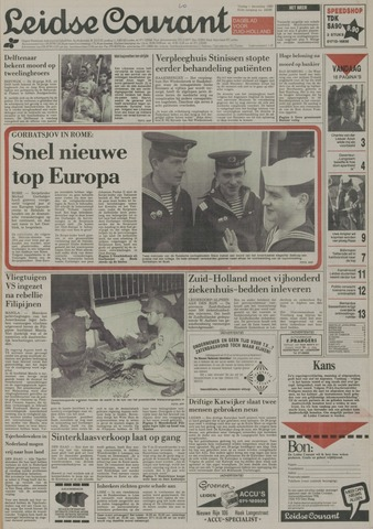 Leidse Courant 1989-12-01