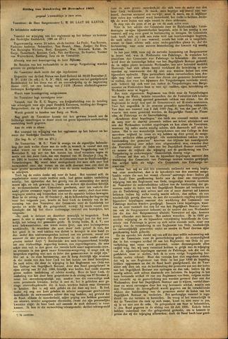Handelingen van de Raad 1887-12-29