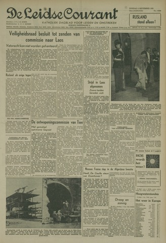 Leidse Courant 1959-09-08