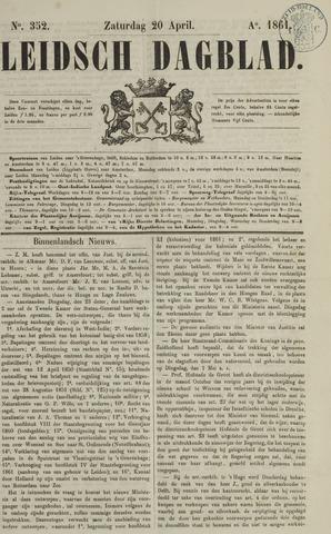 Leidsch Dagblad 1861-04-20