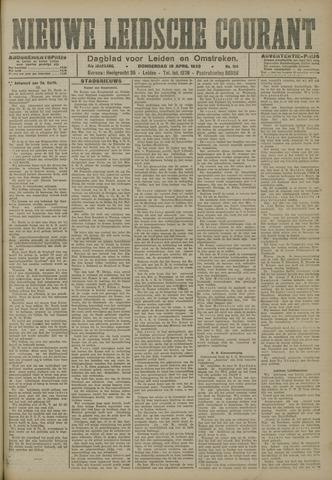 Nieuwe Leidsche Courant 1923-04-19