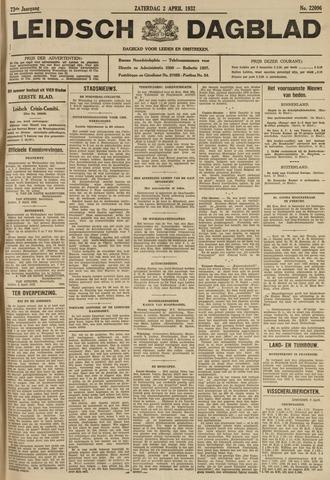 Leidsch Dagblad 1932-04-02