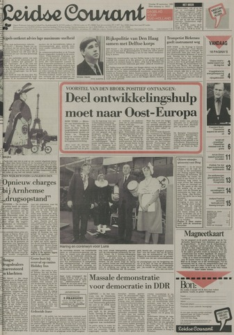 Leidse Courant 1989-09-26