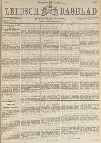 Leidsch Dagblad 1893-10-16