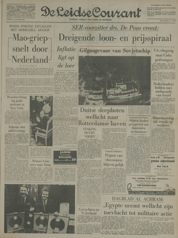 Leidse Courant 1969-01-03