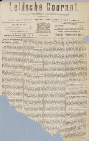 Leydse Courant 1890