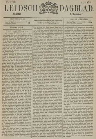 Leidsch Dagblad 1878-12-16