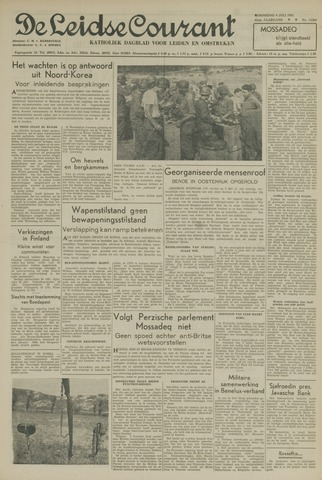 Leidse Courant 1951-07-04