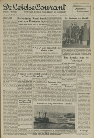 Leidse Courant 1952-12-18