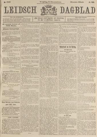 Leidsch Dagblad 1916-12-08