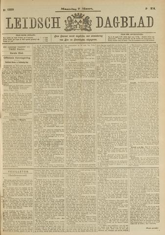 Leidsch Dagblad 1904-03-07