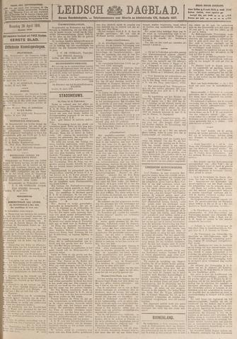 Leidsch Dagblad 1919-04-28