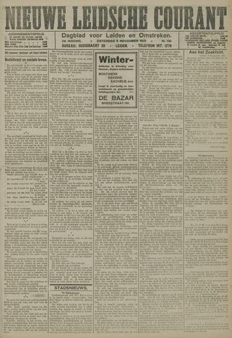 Nieuwe Leidsche Courant 1921-11-05