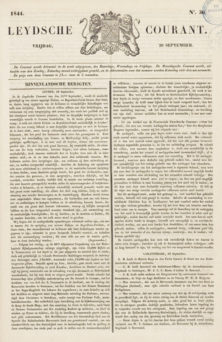 Leydse Courant 1844-09-20