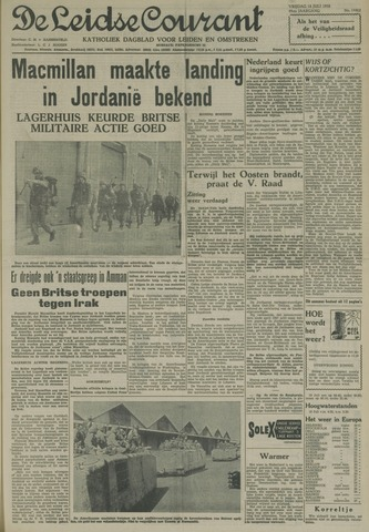 Leidse Courant 1958-07-18