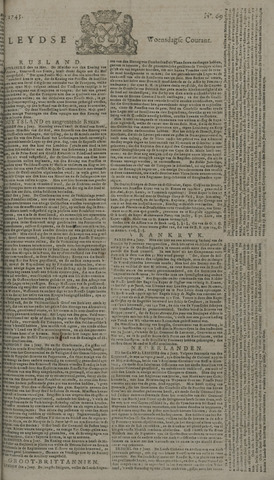 Leydse Courant 1745-06-09