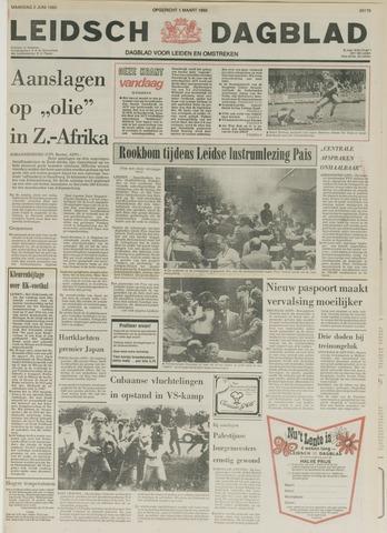 Leidsch Dagblad 1980-06-02