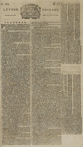 Leydse Courant 1805-10-23