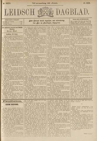 Leidsch Dagblad 1893-06-21