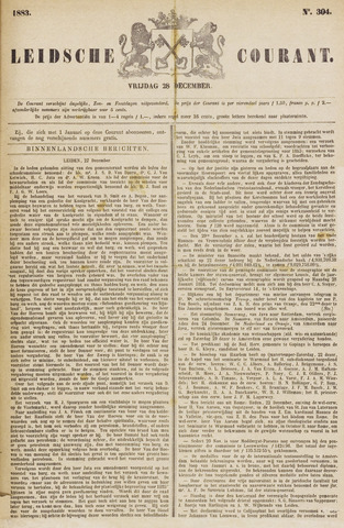 Leydse Courant 1883-12-28