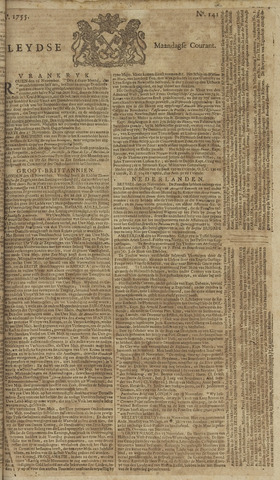 Leydse Courant 1755-11-24