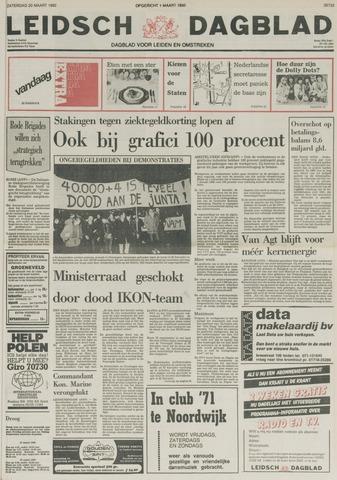 Leidsch Dagblad 1982-03-20