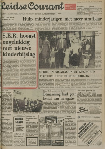 Leidse Courant 1978-09-12