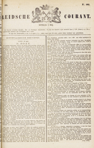 Leydse Courant 1883-05-01