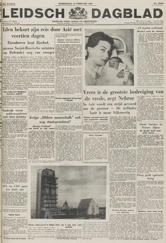 Leidsch Dagblad 1955-02-10