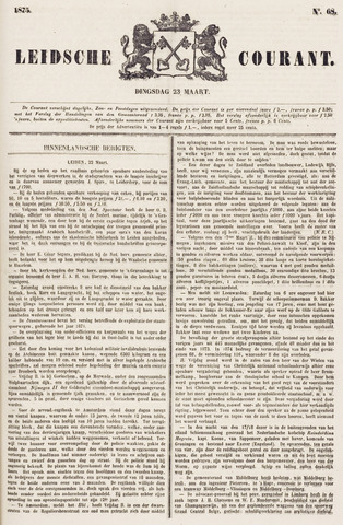 Leydse Courant 1875-03-23
