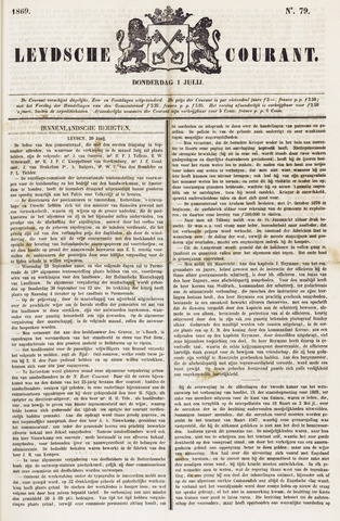 Leydse Courant 1869-07-01