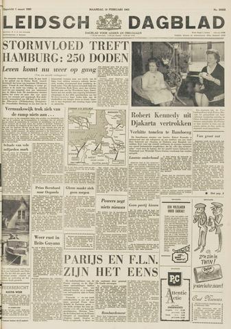 Leidsch Dagblad 1962-02-19