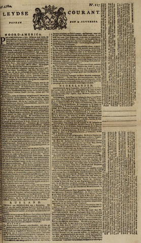 Leydse Courant 1780-09-29