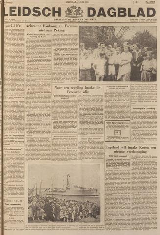 Leidsch Dagblad 1951-06-04